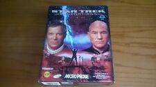 Star Trek Generations Rare First Edition PC BIG BOX