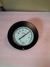 DURO Instrument DANTON 0-30 in Hg VAC 0-7 PSI -20-0 ft H2O Gauge