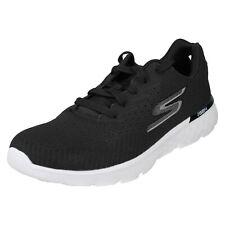 a08ef3888b13 Skechers Go Run 400 Black White Women Running Shoes Trainers SNEAKERS  14804-bkw UK 4
