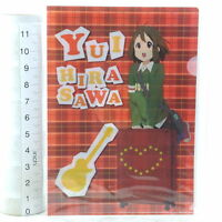 *CF0250 Japan Anime Clear File K-ON!