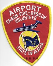 "3.5/"" x 2.5/"" size Butte  Station-21 // Rescue 21 fire patch Alaska"
