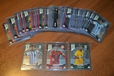 2014 Panini Prizm World Cup: Rookie Messi, Ronaldo, Neymar and others players.