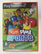 PS2 SONY PLAYSTATION 2 EYE TOY : PLAY SPORTS