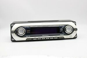 Sony xplod Drive S Detachable Faceplate Only CDX-M7810 with case