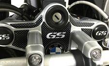PROTEZIONE 3D PIASTRA FORCELLA compatibile per MOTO BMW GS R1200 ADV 2008-2013
