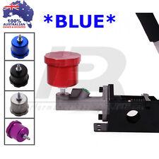BLUE Hydraulic Handbrake Brake Fluid Master Cylinder Clutch Pot Reservoir