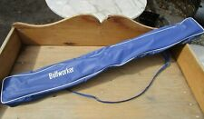 Bullworker Exercise Bar With Blue Case And Wall Chart-Vintage