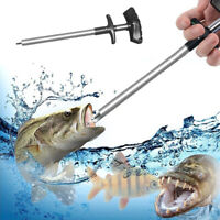 Metal Fish Hook Remover Fishing Tool T Shaped Handle Extractor Tackles Detacher