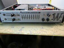 warwick amplification wa600 bass amplifier head [4*C-28.5]