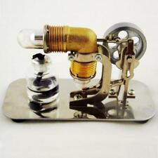 Mini Hot Air Stirling Engine Motor modello giocattolo educativo Kit