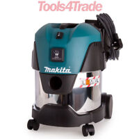Makita VC2012L/2 240v Wet and Dry L-Class Dust Extractor 20L