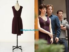 """XS NWOT Anthropologie Twillight Movie """"Cordial Embrace Dress"""" Boiled Wool"""