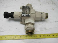 Wanner Hydracell C24 ACBVSSNH 1000-1500 PSI Pressure Regulating Bypass Valve