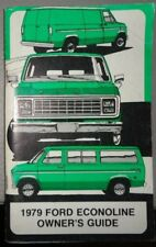 Ford 1984 Ford Econoline Van Brochure Standard/Recreation/XL ...