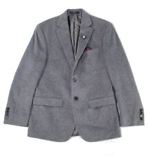 Lauren byRalph Lauren Mens Suit Seperates Gray 36 Regular Two-Button $134 053