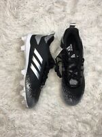 Adidas Afterburner V MD CG5237 Baseball Cleats, Boys Size 6