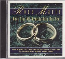 Rose Marie-When Your Old Wedding Ring Was New cd album
