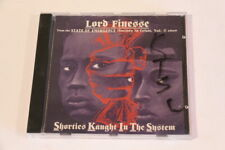 RARE Lord Finesse Shorties Kaught In the System CD Single PROMO DJ Collection