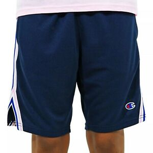 Champion Youth Kids' Intramural  Athletic Shorts (Navy/Pink Candy, XS S M L)