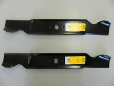 42 INCH BLADE SET FOR SELECTED MTD RIDE ON MOWER FITS 6 POINT STAR 942-0647