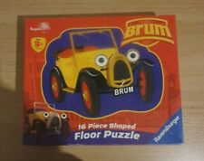 Brum Floor Puzzle. Large 16 pieces. Complete