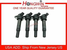4PCS 27300-2E000 Ignition Coil For Hyundai Elantra Kia Soul Forte 1.8/2.0L 11-14