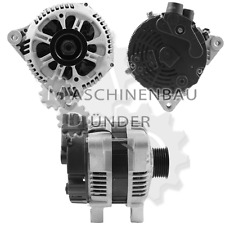 PEUGEOT 206 306 307 406 607 806 LICHTMASCHINE ALTERNATOR 150A NEU NEW!!