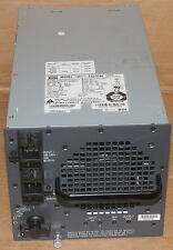 Cisco Ws-Cac-6000W 6000W Ac Power Supply Catalyst 6000/6500 13xAvailable