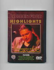 ROBBEN FORD - INSTRUCTIONAL BLUES GUITAR LESSON NEW DVD