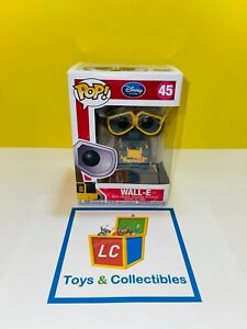 Funko POP - Disney - WALL-E - Wall-E #45 - ONE DAY AUCTION - NO RESERVE