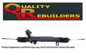 Rack and Pinion Complete Unit-Power Steering QUALITY REBUILDERS 22048