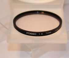 POSSO 72 mm Filtro Skylight 1 A (Pos72)