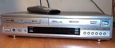 LETTORE VIDEOREGISTRATORE DVD VCR VHS SAMSUNG SV DVD1E COMBO + TELECOMANDO