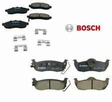 Set of Front & Rear Disc Brake Pads Bosch fits for Infiniti QX56 Nissan Armada