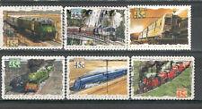 R2837 - AUSTRALIA 1993 - SERIE COMPLETA TRENI N°1306/11 - VEDI FOTO