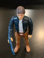 Vintage HAN SOLO Bespin Star Wars Action Figure 1980 Hong Kong - COMPLETE