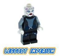 LEGO Minifigure Star Wars Asajj Ventress - sw318 Clone Wars minifig FREE POST
