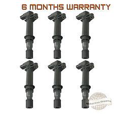 Set of 6 Ignition Coil on Plug Pack For Dodge Jeep Mitsubishi Raider Chrysler