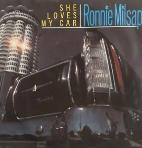 "Ronnie Milsap-She Loves My Car/Prisoner Of The Highway 7"" Single.1984 RCA 436."