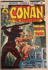 Conan The Barbarian 31 (Oct 1973, Marvel) (8.0 VF Condition