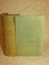 Antique Collectable Book Encyclopedia Of Needlework By Therese De Dillmont-c1920