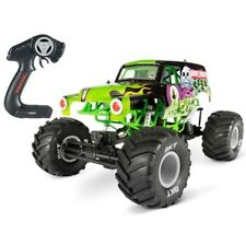 NEW Axial 1/10 Grave Digger 4WD Monster Jam RTR RC Truck 90055 - FREE SHIPPING!