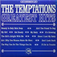 *The Temptations Greatest Hits > Vinyl LP Album Stereo > VG+ Plus