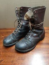 Vintage Slipknot Military Boots