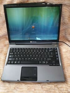 Gateway W340UI Laptop w/ Windows Vista with Charger PARTS ONLY AS IS