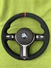 BMW F30 F31 F33 F36 F20 F21 M Sport ALCANTARA Volant en cuir neuve