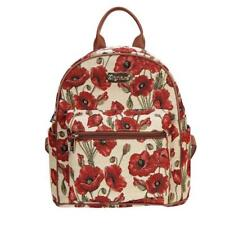 SIGNARE POPPY TAPESTRY CASUAL DAY PACK WOMEN'S FASHION BACKPACK