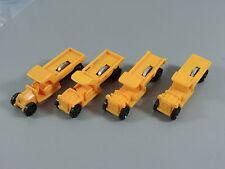 AUTOS: Oldtimer LKW EU 1991 - Komplettsatz gelb