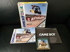 MTV Sports: Skateboarding Featuring Andy Macdonald, Nintendo Game Boy Color Game