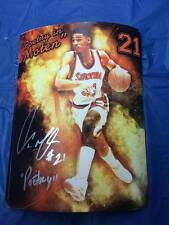 """Lawrence Moten Signed Syracuse Basketball 8x10 Photo """"Poetry"""" All Time Scorer"""